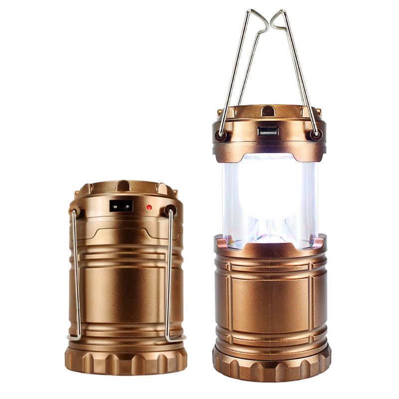 JD Коллекция Золотые обычные кемпинговые фонари