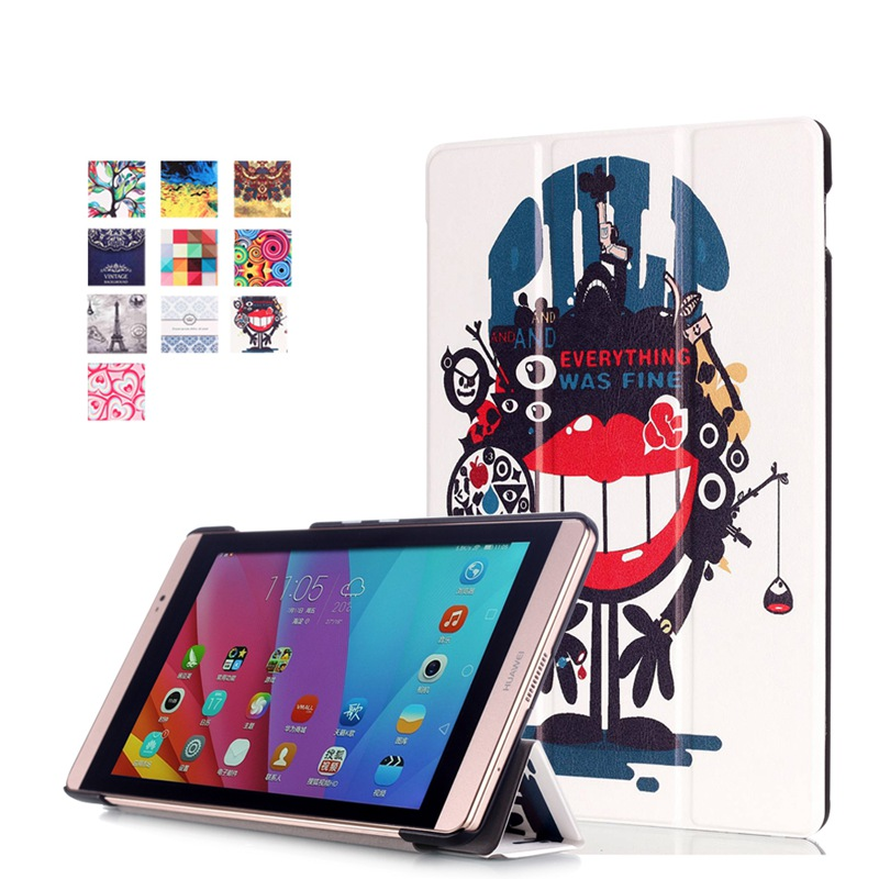 AKWS Синий цвет MediaPad M2 tablet cases