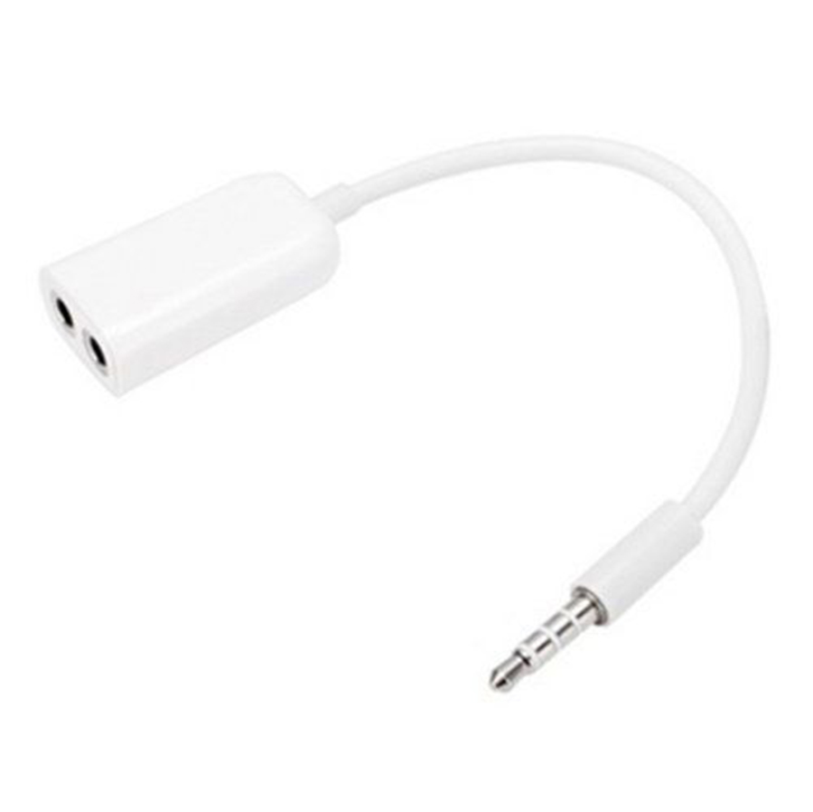FIRSTSELLER 1 шт 3 5 мм стерео аудио разъем для usb plug a v audio кабель адаптер белый