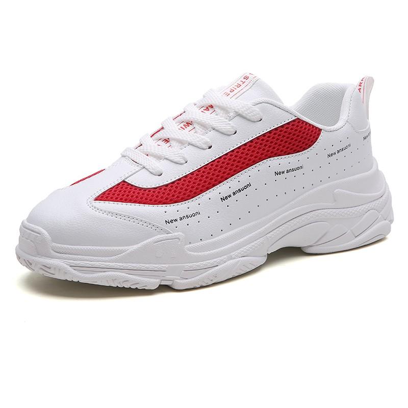 Обувь мужчины кроссовки мужчины повседневная обувь работа обувь обувь мужчины кроссовки luoweikedeng Красный цвет 39 фото