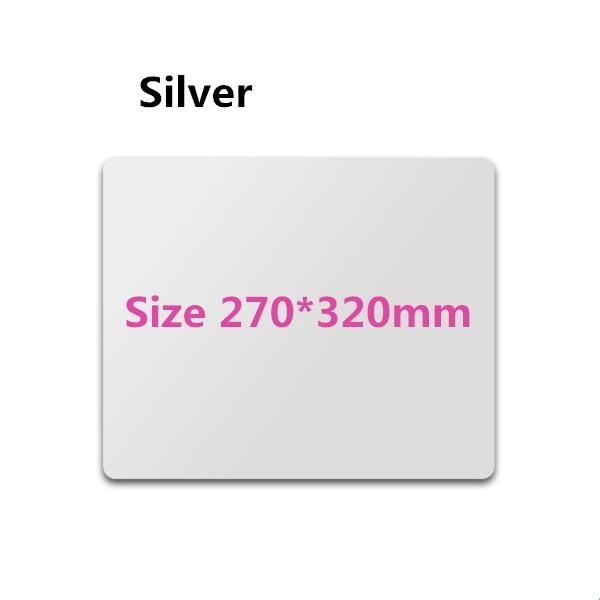 COOLCOLD Серебряный 270x320 мм