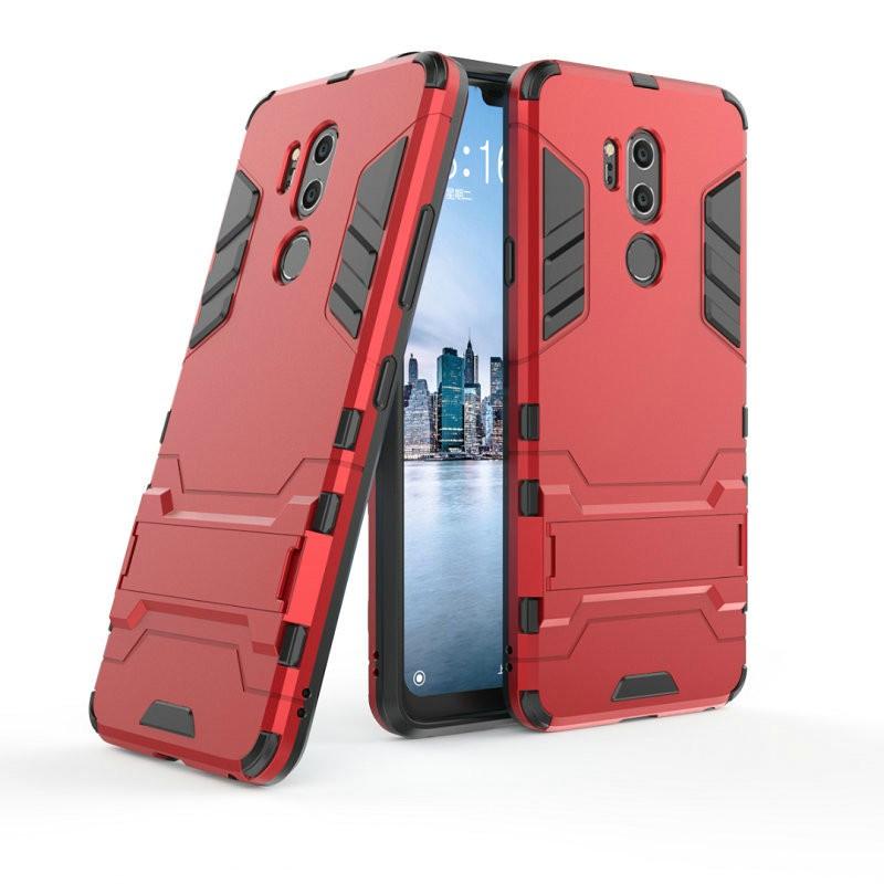 WIERSS красный для Xiaomi Poco F1 для Xiaomi Pocophone F1 WIERSS Ударопрочный чехол для жесткого телефона