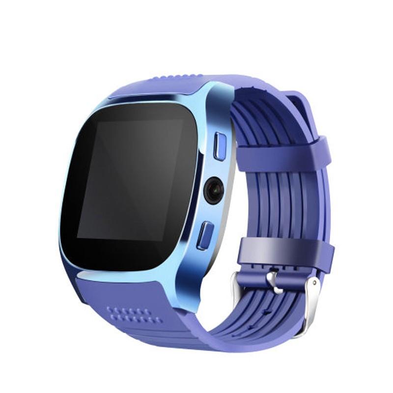 Smart Watch y8 умный браслет 8 умный браслет y2 умный браслет louis will Blue Смарт-браслет фото