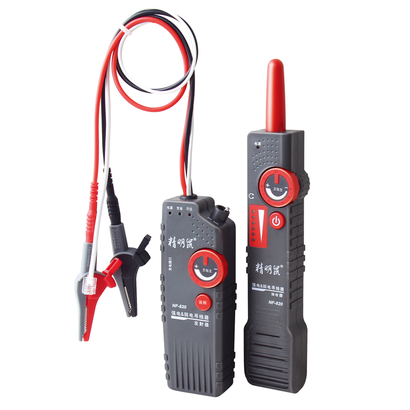 JD Коллекция Детектор кабель NF-820 дефолт joycollection