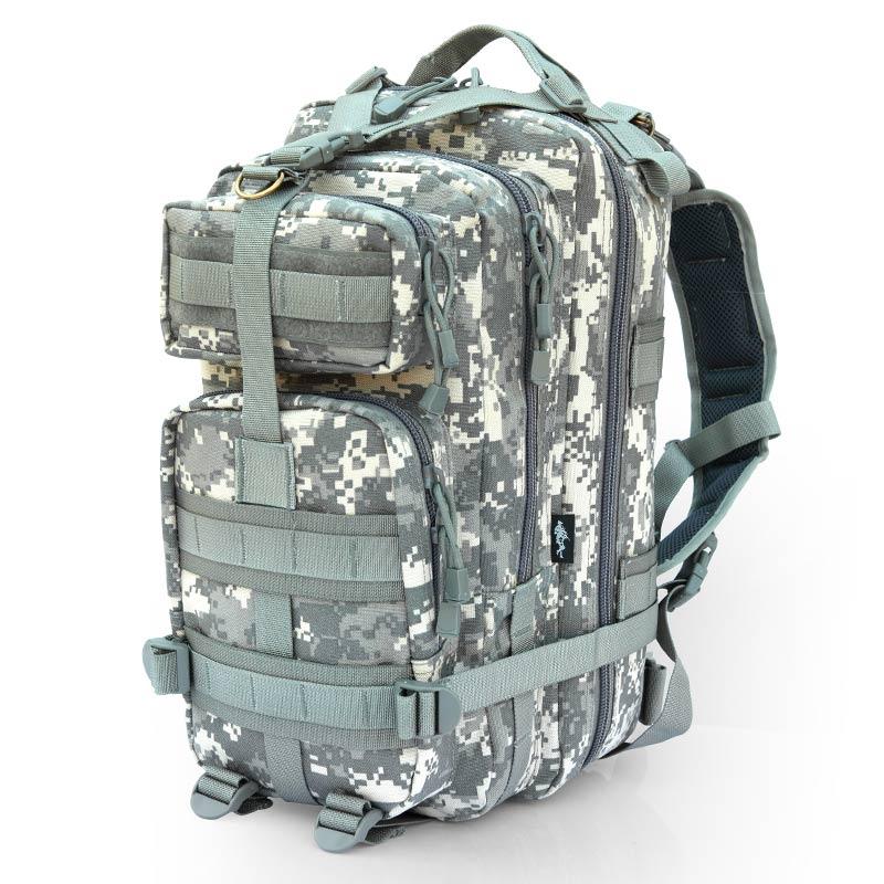 FREE SOLDIER камуфляжная acu маленький рюкзак городской нейлон power in eavas 9065 blue в киеве