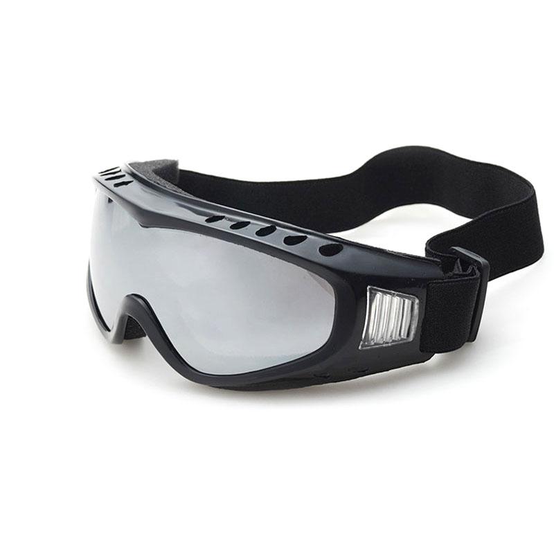 BangLong черный серебристый ртуть UV защита на открытом воздухе Виды спорта лыжа Сноуборд Кататься на коньках очки