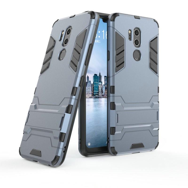 WIERSS Темно-синий для Xiaomi Poco F1 для Xiaomi Pocophone F1 WIERSS Ударопрочный чехол для жесткого телефона