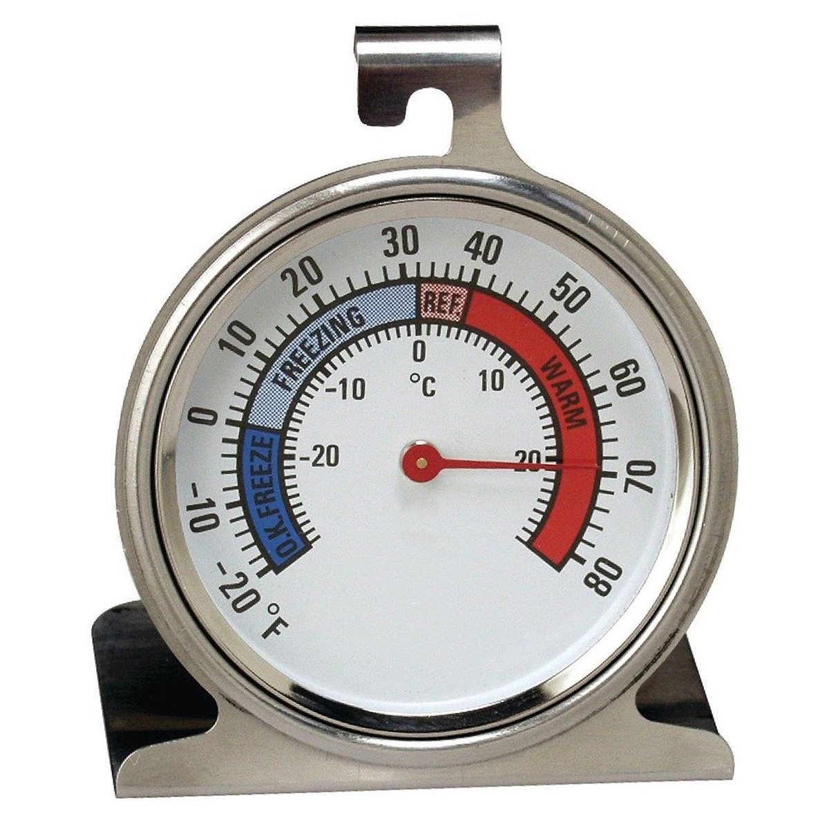 MyMei stainless steel wine thermometer