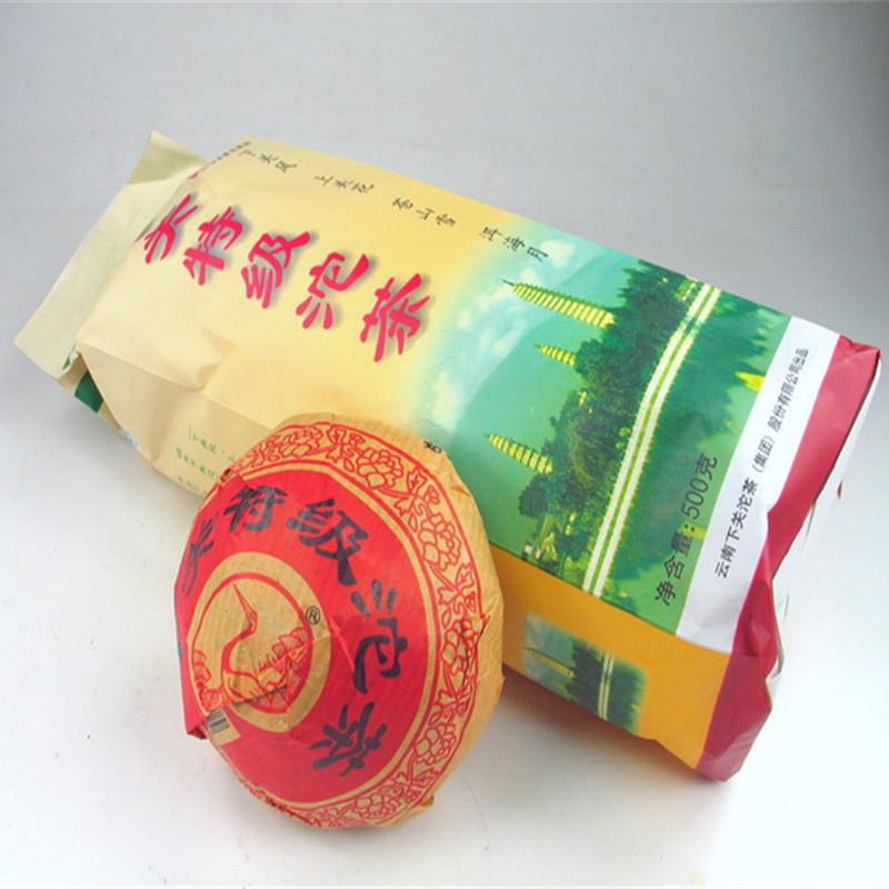 Dragon Tea House премиум лао cang мини туо ча чай пуэр ассортимент 20 зелий