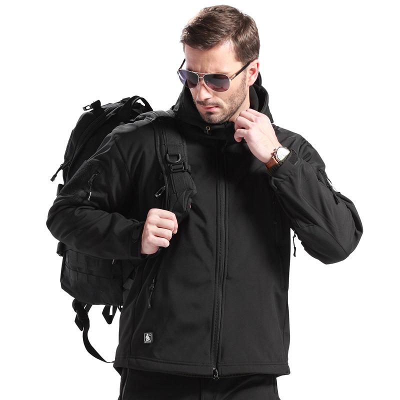 FREE SOLDIER черный XL футболка мужская affliction xtreme couture soldier seal цвет черный x1643 размер xl 52