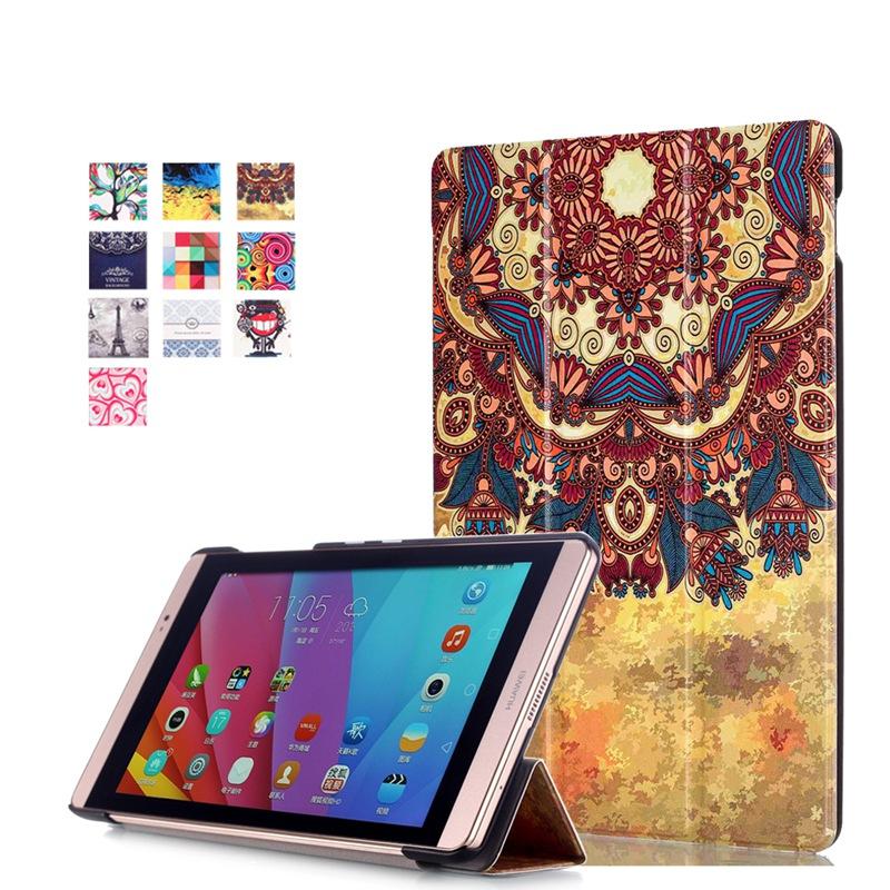 AKWS Флуоресцентный желтый MediaPad M2 tablet cases