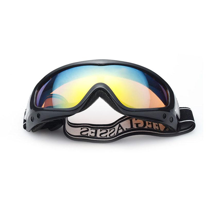BangLong черный Золотой ртуть UV защита на открытом воздухе Виды спорта лыжа Сноуборд Кататься на коньках очки