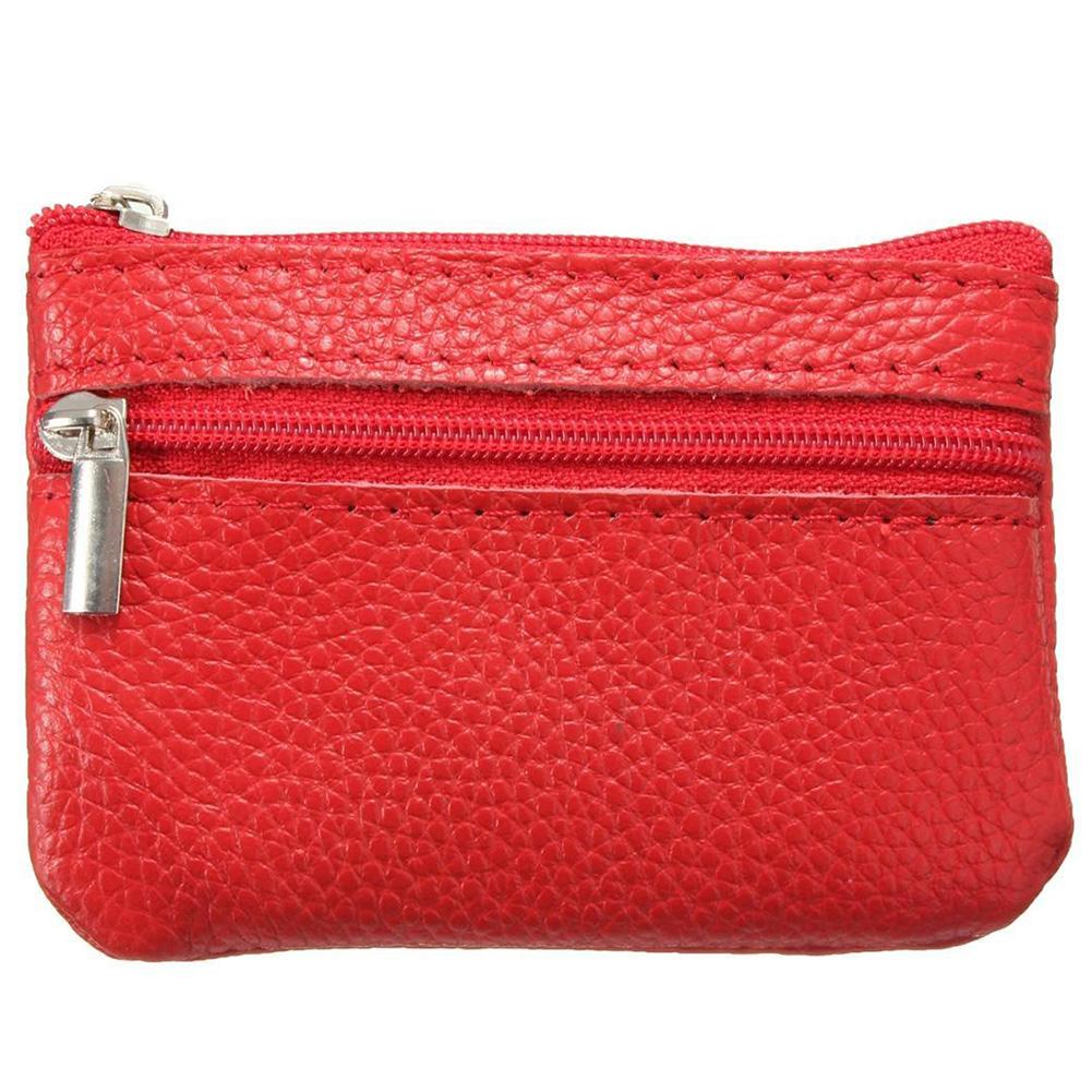 Фото - MyMei Красный thinkthendo ladies kids men women small coin purse credit card key ring wallet pouch purse case new 2 zipper leather mini bags