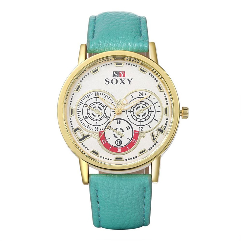 Dachma Зеленый wh0039a модная серия наручные часы