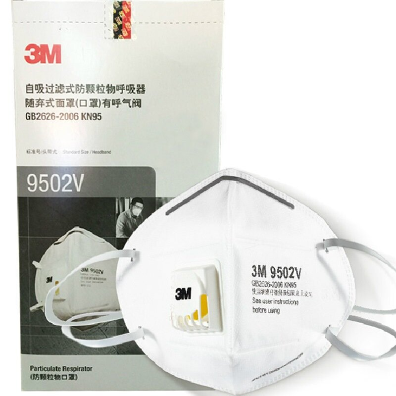 JD Коллекция 9502V N95 оголовий дефолт