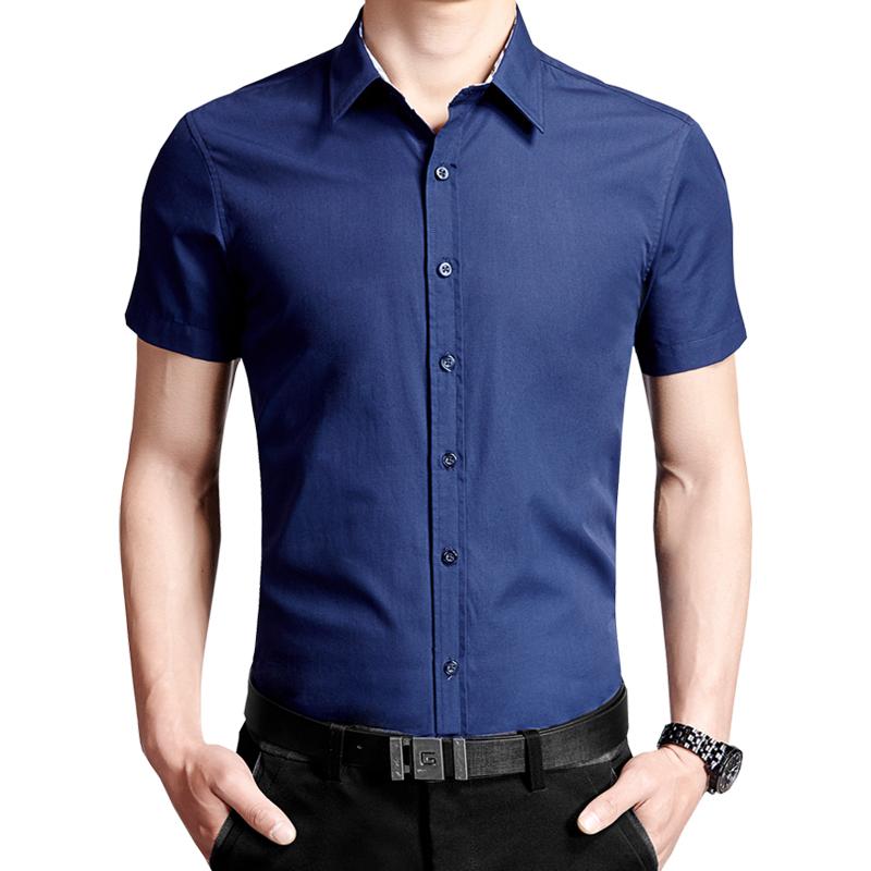 SRLD Тёмный синий цвет Номер XXXL рубашки