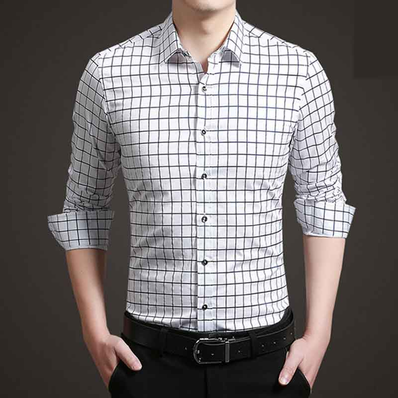 SRLD Белый цвет Номер 5XL рубашки