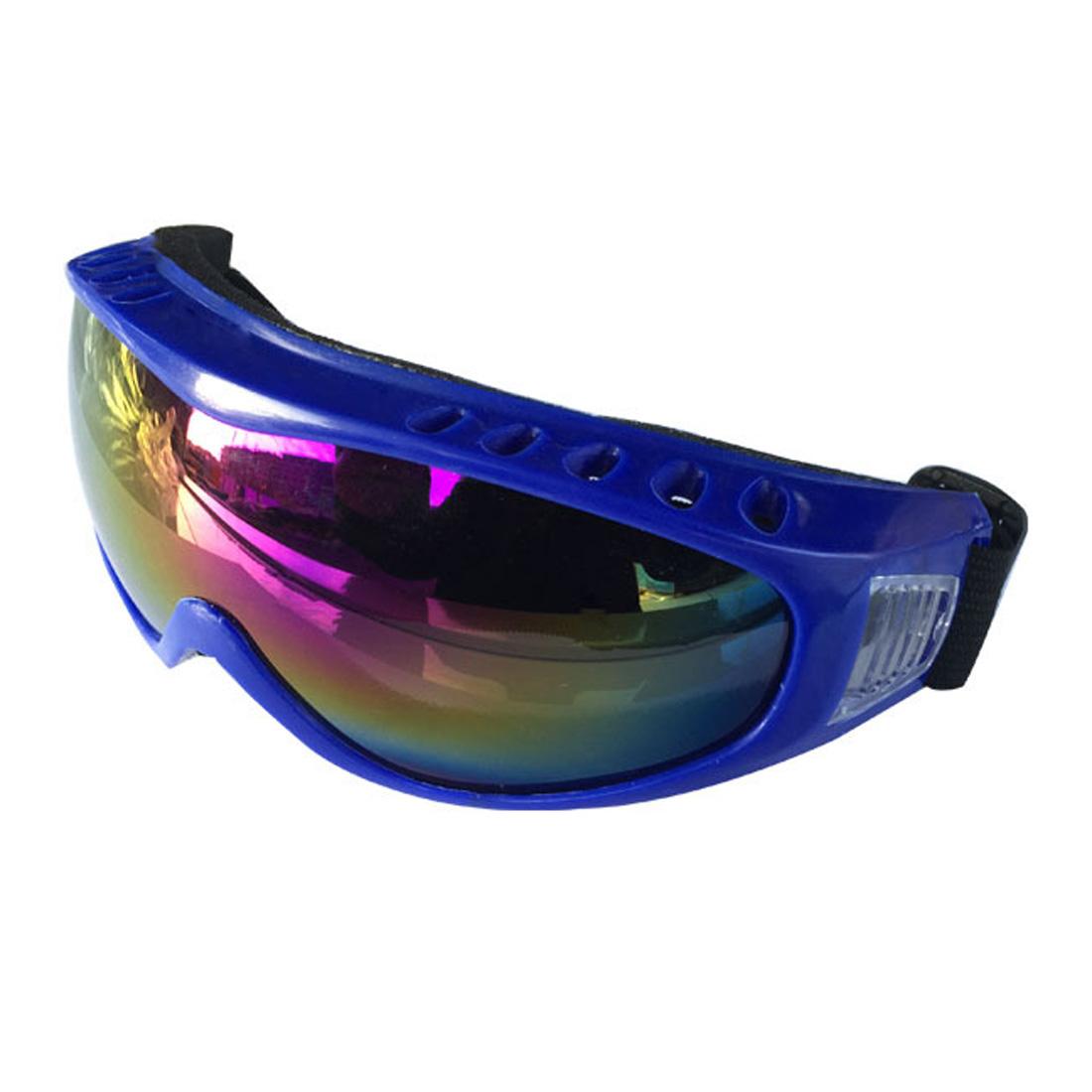 BangLong синий красочный ртуть UV защита на открытом воздухе Виды спорта лыжа Сноуборд Кататься на коньках очки