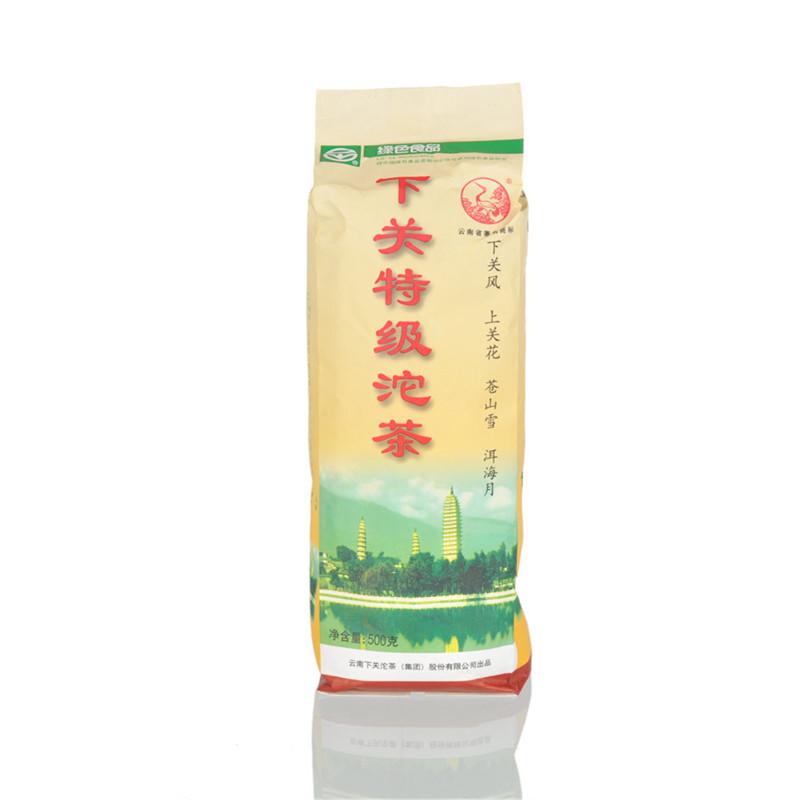 Dragon Tea House xiaguan yi ji tuo cha puer tea 2005 100g raw