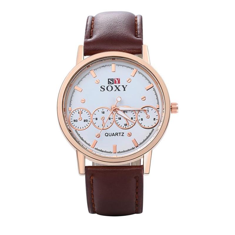 Dachma Бурый wh0019 модная серия наручные часы