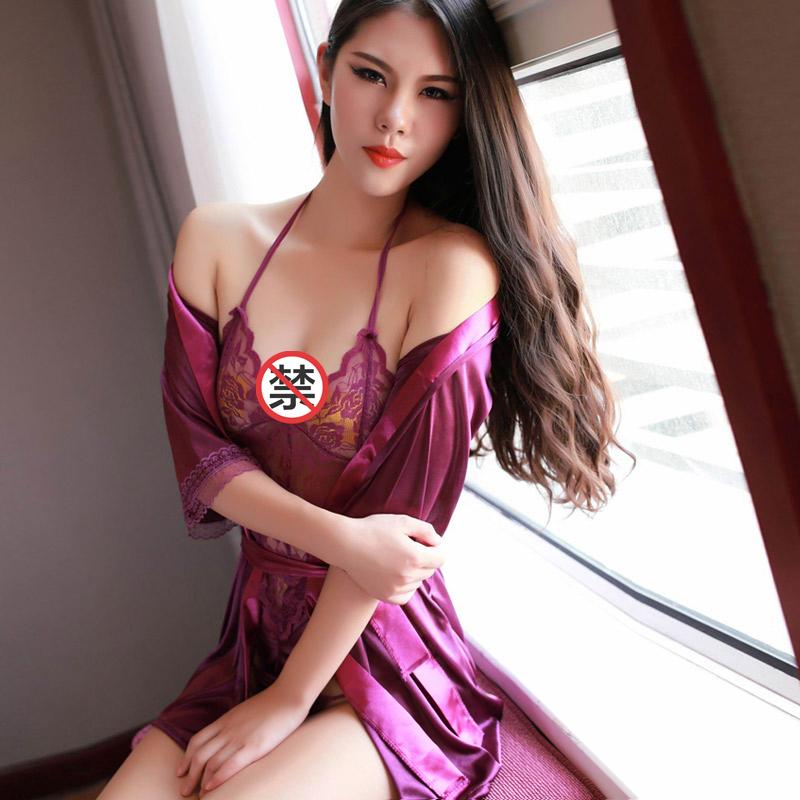 JD Коллекция г жа yi шелк пижамы хлопка товары сиамские женские сексуальное женское белье сексуальные чулки костюм равномерная соблазн ночной клуб 01