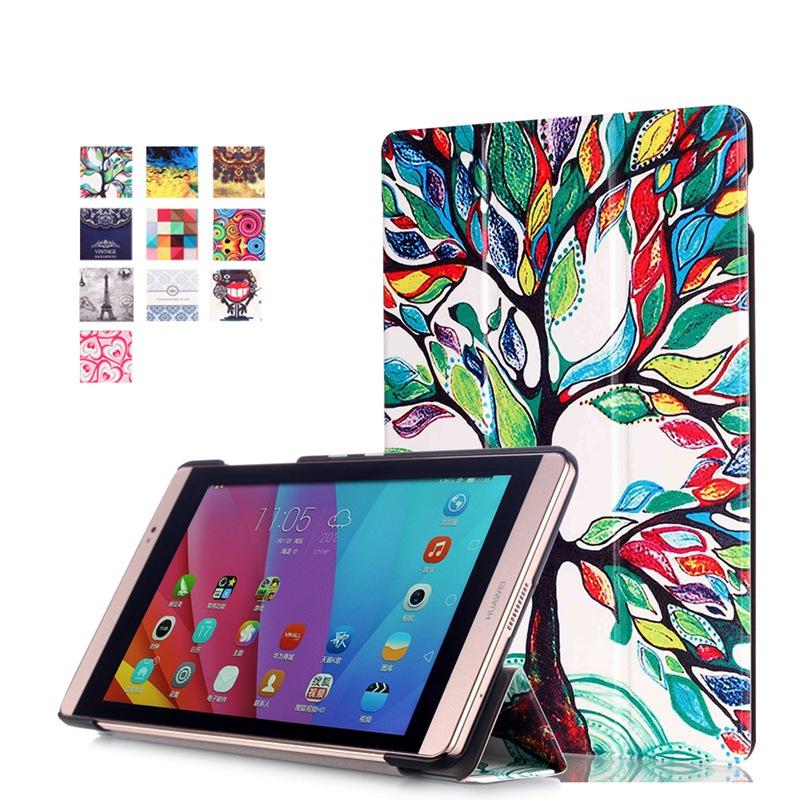 AKWS красочный Зелёный MediaPad M2 tablet cases