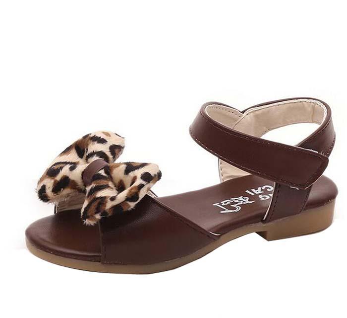 Gaorui Коричневый цвет 115 ярдов Кардымово обувь в детском мире для девочек