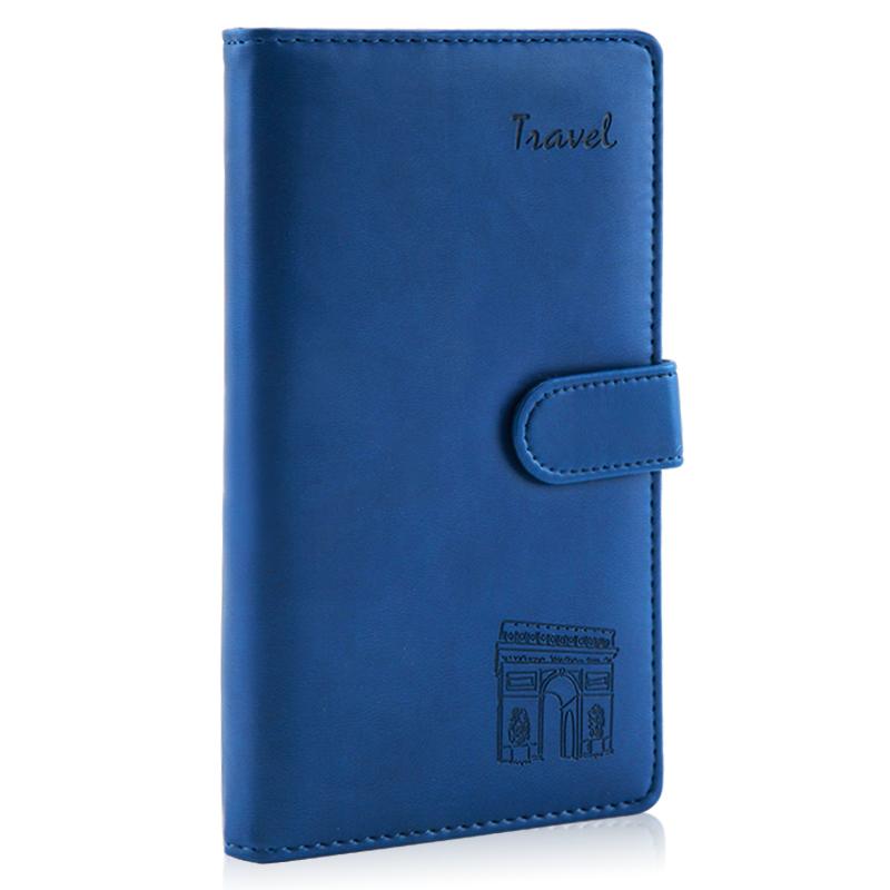 JD Коллекция синий 48k обширный guangbo gbp0534 48k120 страница путешествия дневник путешествия кожа белый
