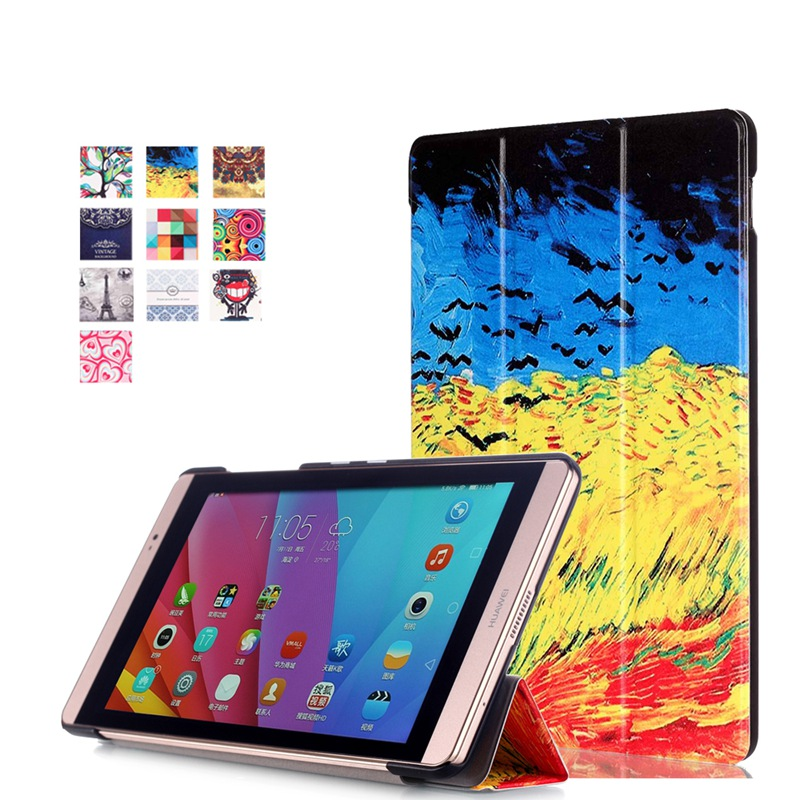 AKWS Синий MediaPad M2 tablet cases