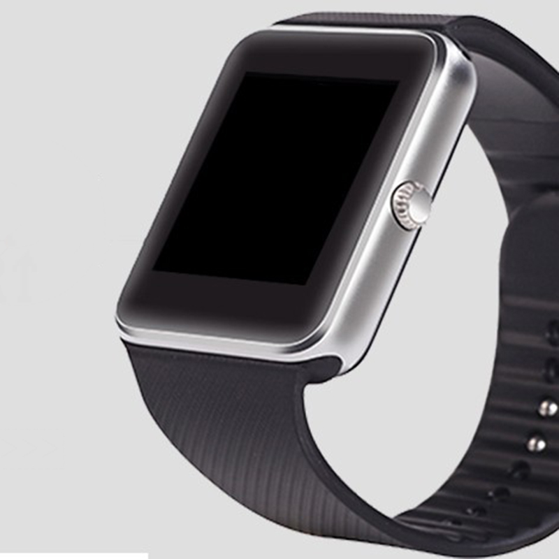 MyMei Серебристый цвет smart watch gt08 green