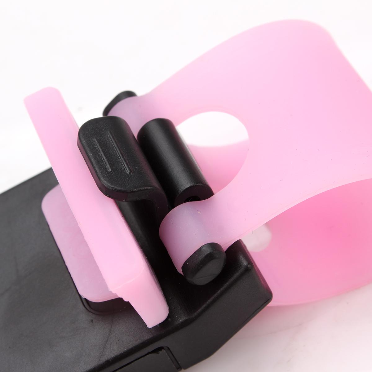 MyMei Пурпурный розовой красный цвет long arm lazy clip flexible holder cradle stand for mobile phone