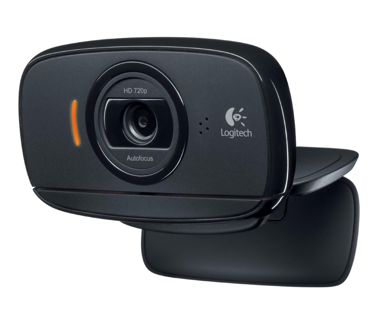 Logitech logitech c670i cmos hd video calling webcam with usb2 0 resolution 1024 768 support official test for pc laptop retail package