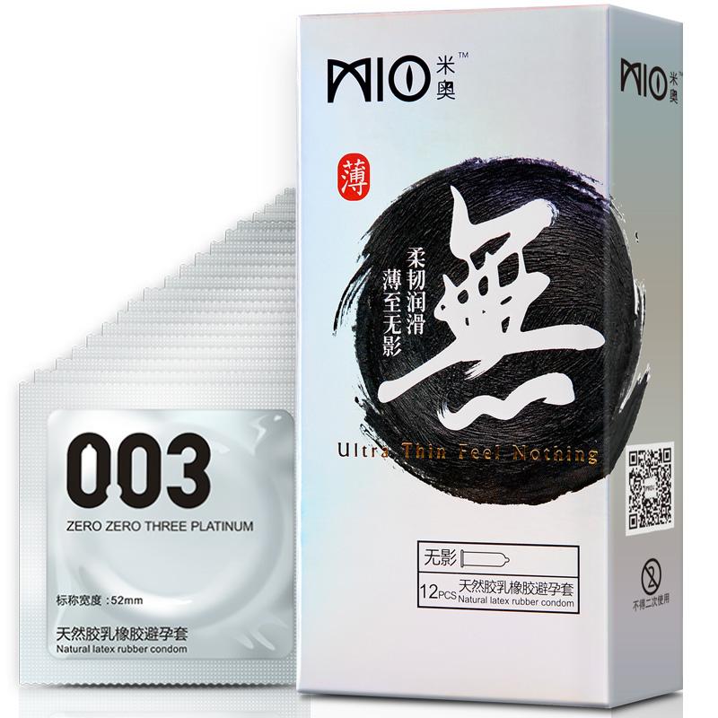JD Коллекция 12 pcs mio презервативы 003 тонкие 8шт 360 резьбовой 12шт g точка 3 шт