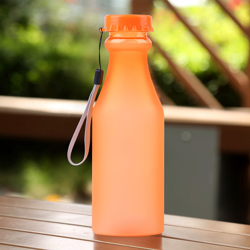 MyMei Оранжевый цвет 550 ml Bottle Cup