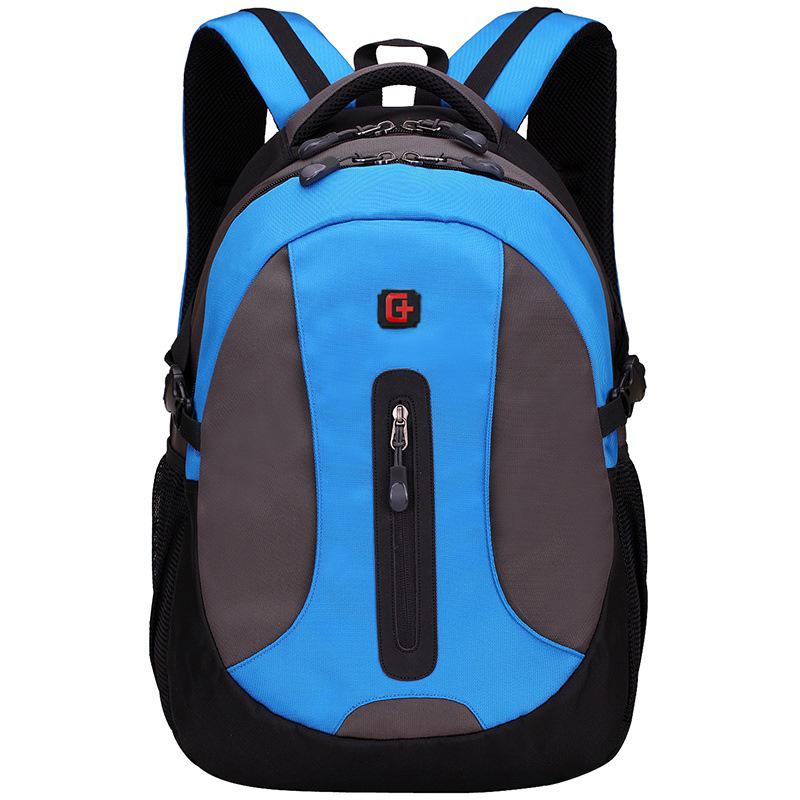 JD Коллекция синий дефолт swissgear плечо мешок компьютера 14 дюймов для мужчин и женщин ранцы apple ноутбук рюкзак sa 1708 army green