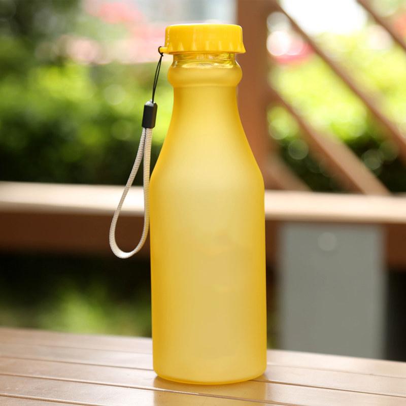MyMei Жёлтый цвет 550 ml Bottle Cup
