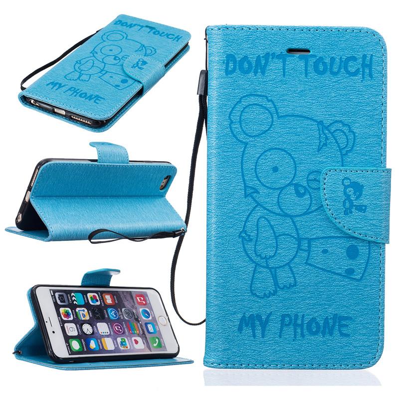 GANGXUN 6 Plus6S Plus mooncase чехол для iphone 6 plus 6s plus 5 5 флип pu держатель карты стенд кожаный чехол обложка feature no a05