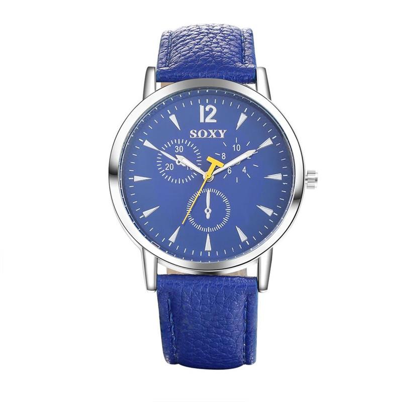 Dachma Синий цвет wh0039a модная серия наручные часы