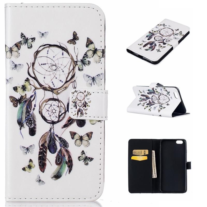 GANGXUN 6 Plus6S Plus mooncase чехол для iphone 6 6s 4 7 флип pu держатель карты кожаный бумажник стенд feature чехол обложка no a02