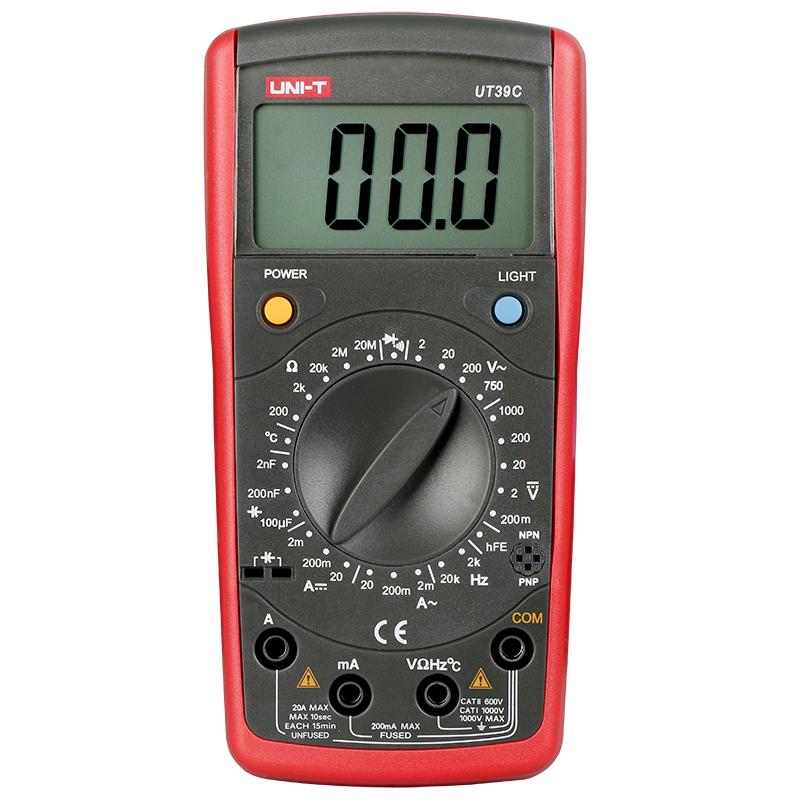 JD Коллекция дефолт UT39C измеримы температура uni uni t ut136b дешевый метр autoranging