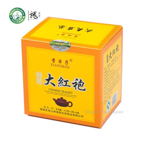 Dragon Tea House da hong pao yancha большой красный халат уишань улун распродажа