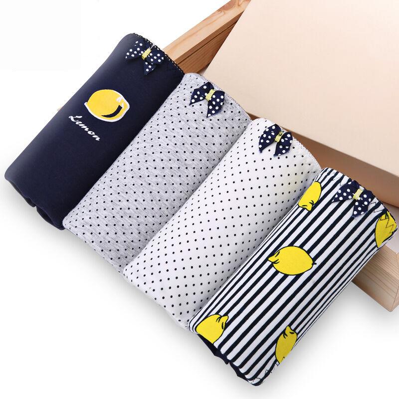 JD Коллекция контроль лето лимон L женское белье