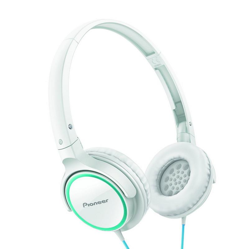 все цены на Pioneer SE-MJ512 Бело-голубой онлайн