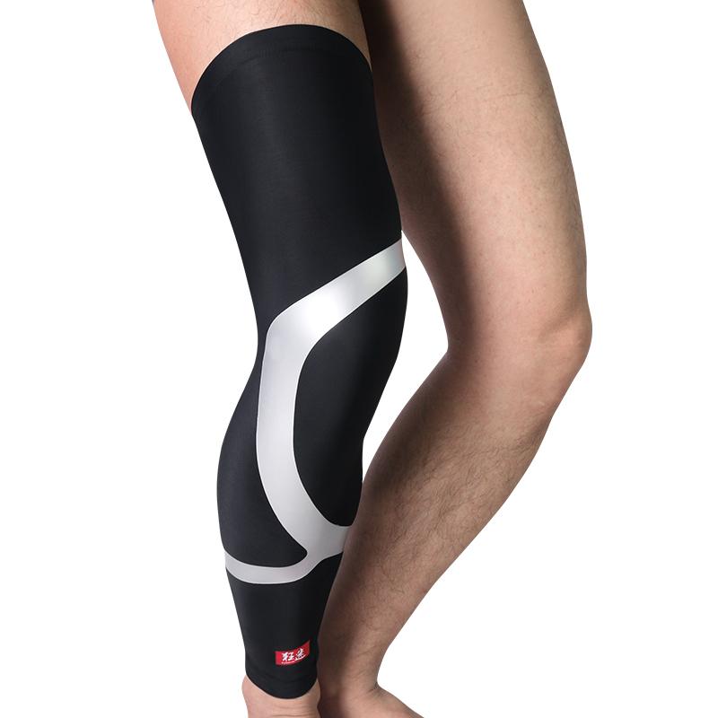 kuangmi Одно нагруженный нога Silver Charm L обхват ноги 40-45см