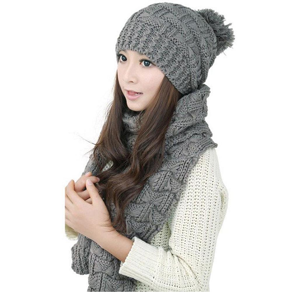 MyMei Серый hot toddler 1 8y baby girl boy winter boy skull hat warm beanie caps woolen hats