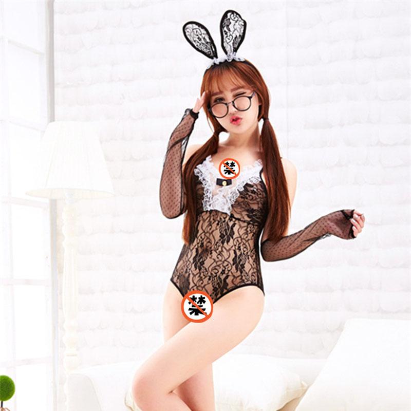 JD Коллекция Кролик 3 pinxian сексуальное женское белье сексуальный костюм секс комбинезон из лакированной кожи pu