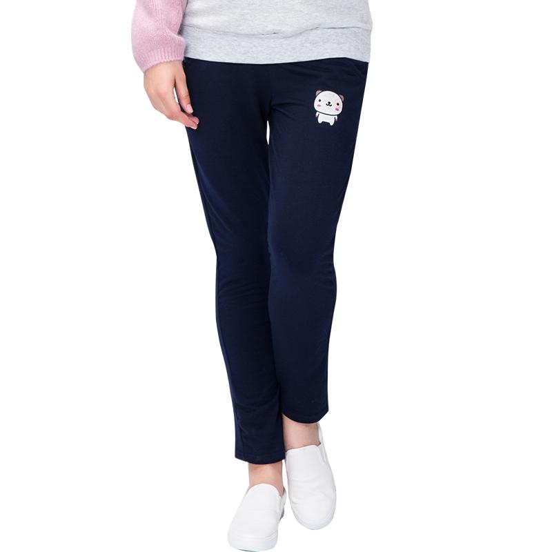 JD Коллекция синий XL aibosi брюки для беременных женщин серый xl