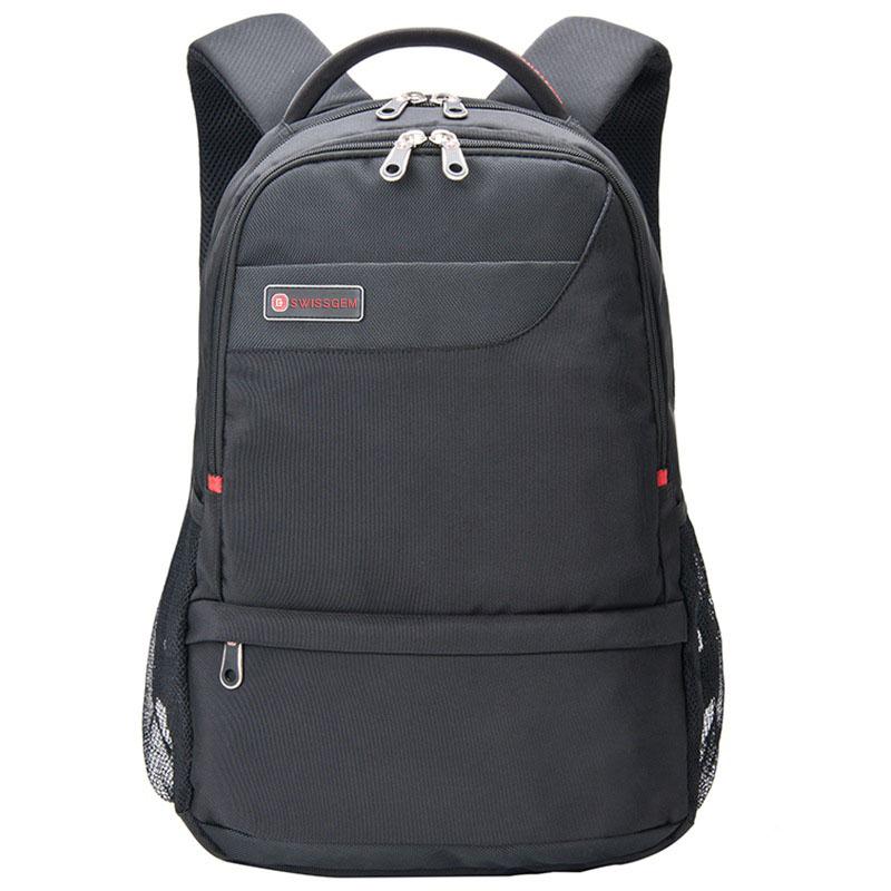JD Коллекция Бизнес-черный рюкзак SA-7713III дефолт joycollection