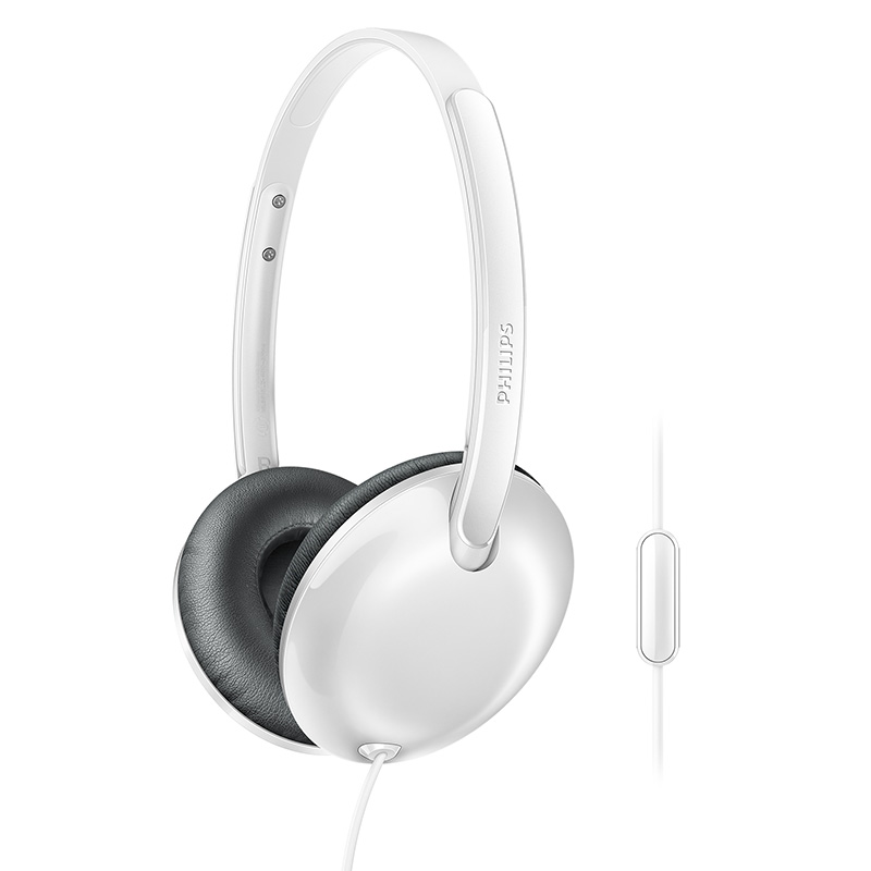 PHILIPS SHL4405 Белый дефолт гарнитура philips she1455 white