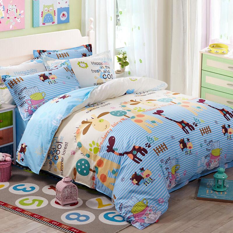 JD Коллекция Мир Мультфильма 18м 200x230cm кровать текстиль для дома